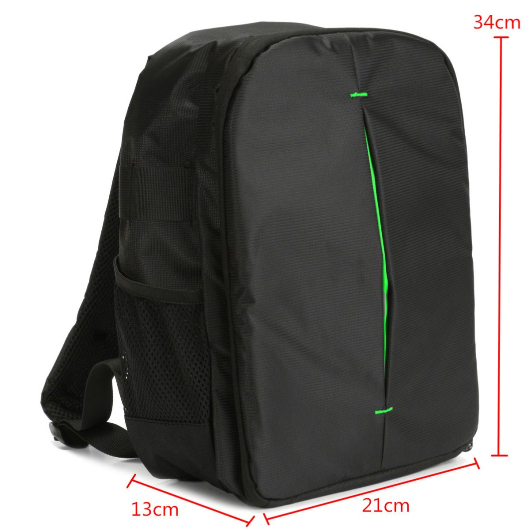DL-B018 Waterproof Backpack Rucksack Case Bag for DSLR Caerma 11