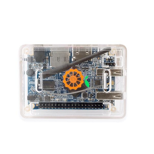 ABS Transparent Protective Case For Orange Pi Lite 12