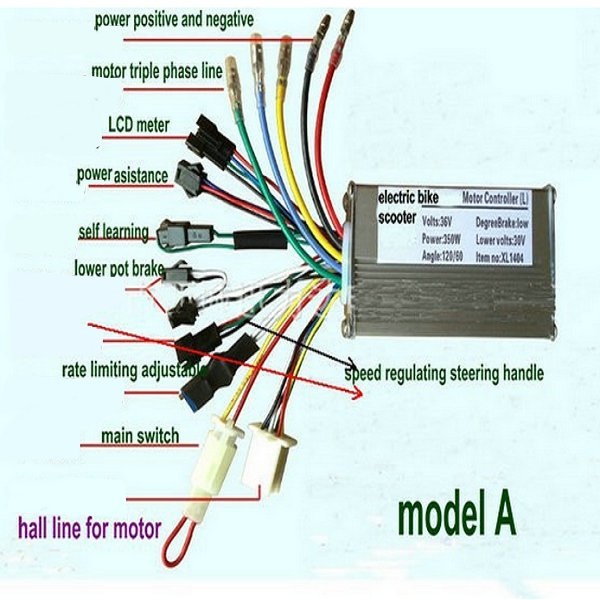 Rascal 600 Scooter Wiring Diagram For A Rascal 600t Scooter ... on