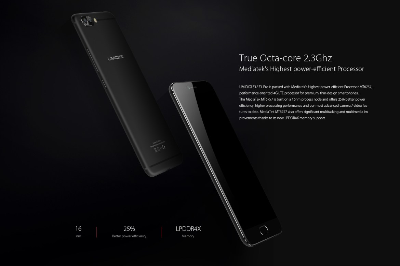 UMIDIGI Z1 Pro Smartphone