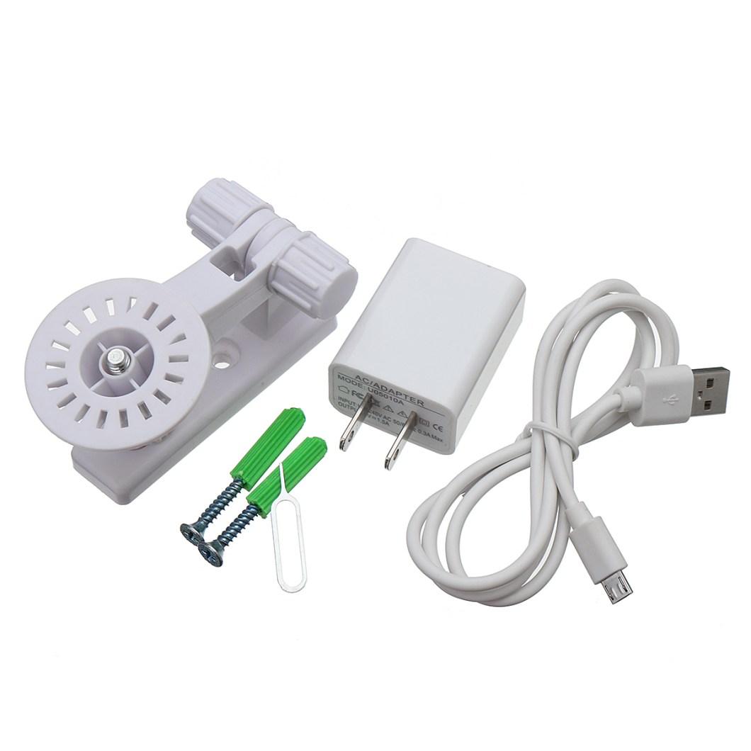 720P Wireless IP Camera Security Network CCTV Camera Pan Tilt Night Vision WIFI Webcam 21