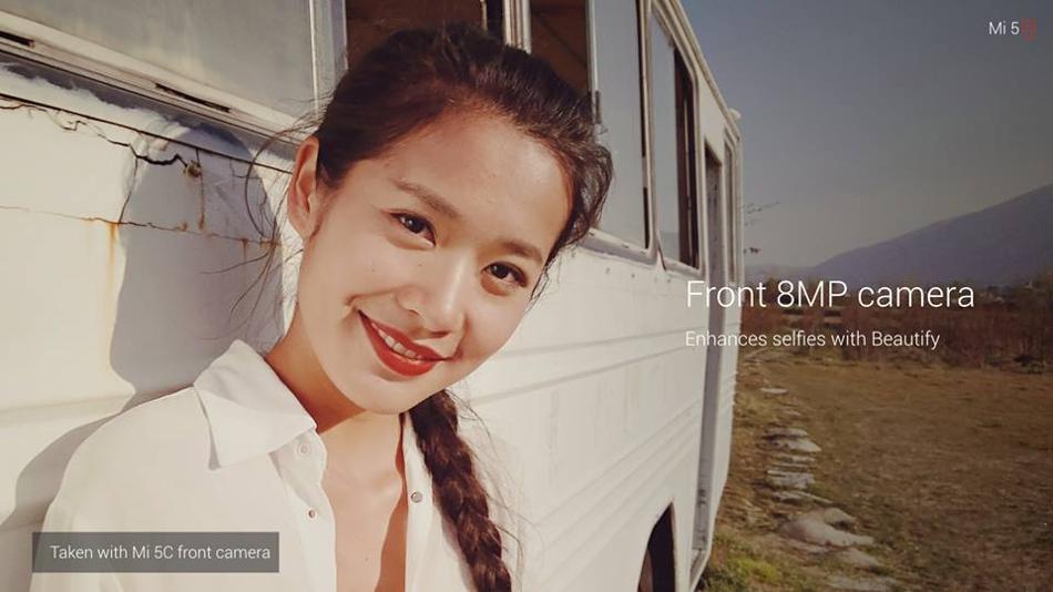 Xiaomi Mi 5c Mi5c