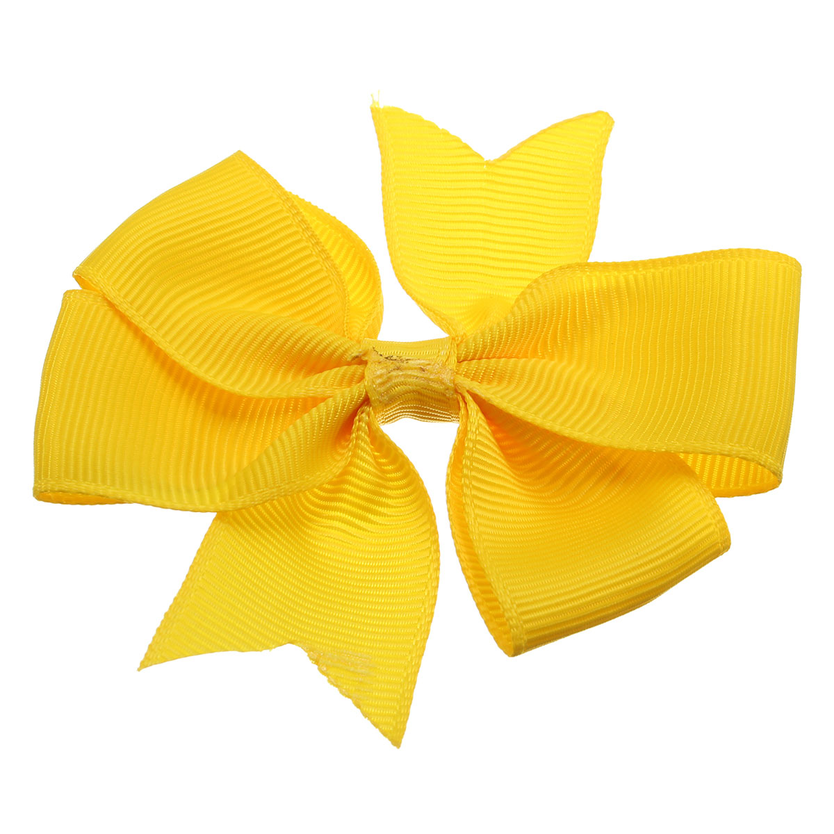 1 Pcs DIY Ribbon Butterfly Hair Bow Wedding Party Home