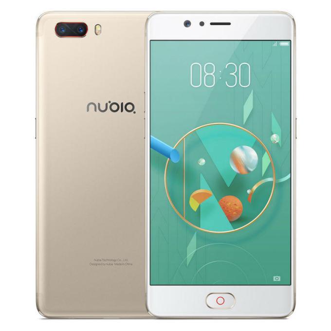banggood Nubia M2 Snapdragon 625 MSM8953 2.0GHz 8コア GOLD(ゴールド)