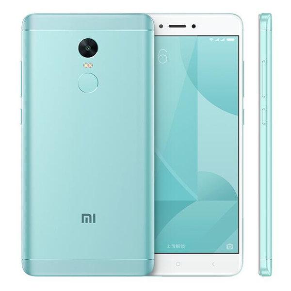banggood Xiaomi Redmi Note 4X Snapdragon 625 MSM8953 2.0GHz 8コア,MediaTek Helio X20 2.3GHz Deca Core GREEN(グリーン)