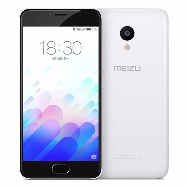 banggood MEIZU M3 MTK6750 1.5GHz 8コア WHITE(ホワイト)