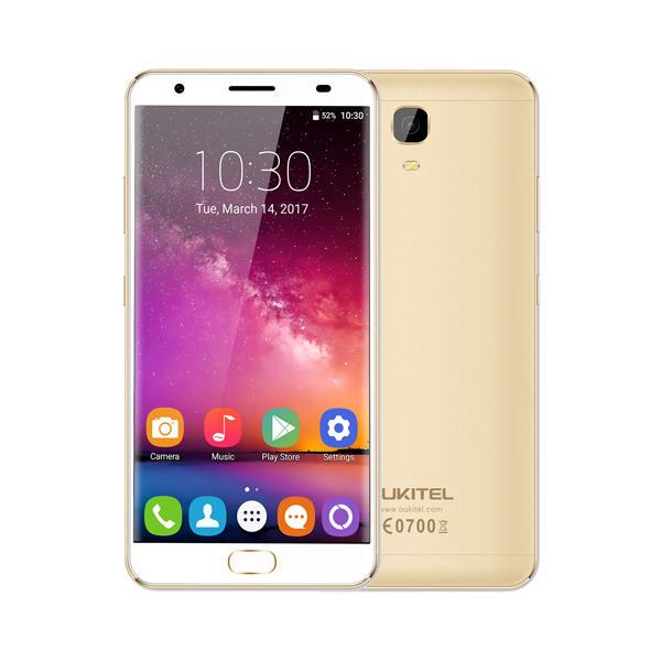 banggood OUKITEL K6000 Plus MTK6750T 1.5GHz 8コア GOLD(ゴールド)