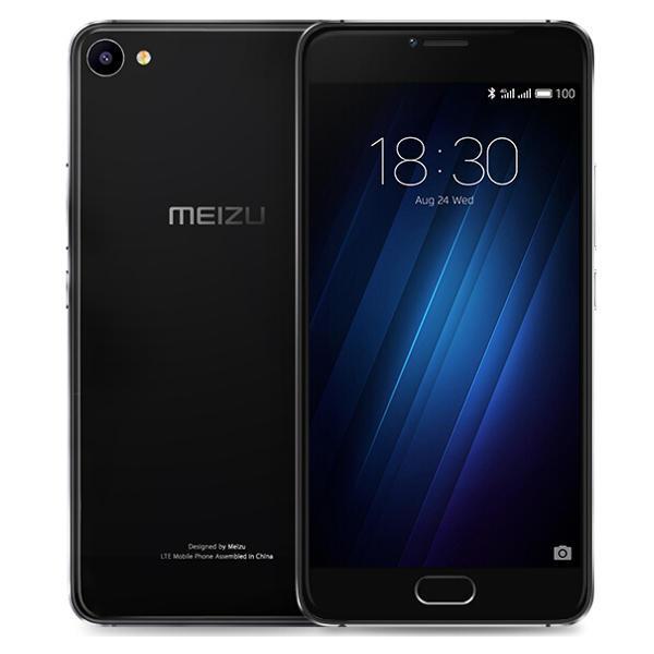 banggood MEIZU U10 MTK6750 1.5GHz 8コア BLACK(ブラック)