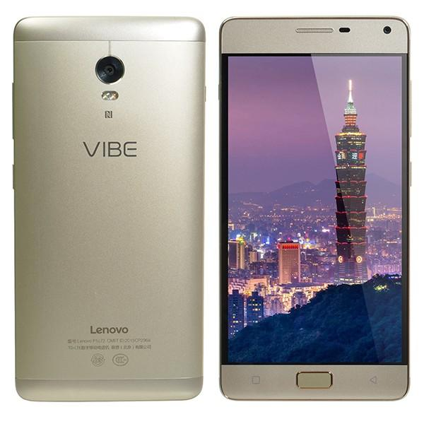 banggood Vibe P1 Snapdragon 616 MSM8939v2 1.5GHz 8コア GOLDEN(ゴールデン)