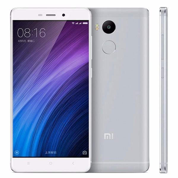 banggood Xiaomi Redmi 4 Snapdragon 430 MSM8937 1.4GHz 8コア , Snapdragon 625 MSM8953 2.0GHz 8コア SILVER(シルバー)