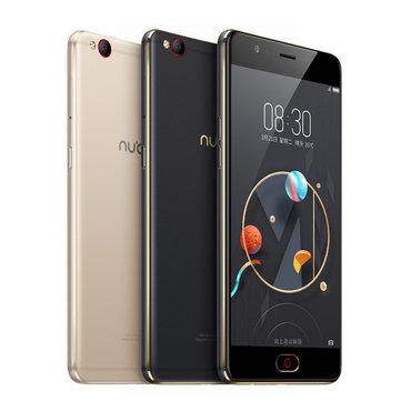 Nubia M2 Lite 5.5 inch 3GB RAM 64GB ROM MTK6750 Octa Core 4G Smartphone