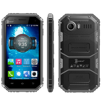 Ken Xin Da PROOFINGS W6 4.5 Inch 4G LTE IP68 Waterproof Six Proofings Smartphone