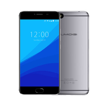 UMIDIGI C NOTE 5.5 inch 3GB RAM 32GB ROM MTK6737T Quad core 4G Smartphone