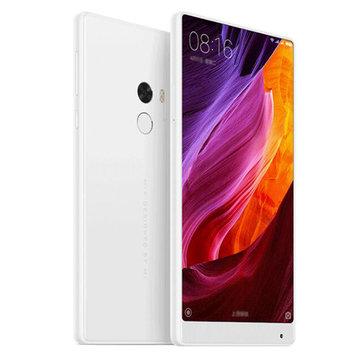 banggood Xiaomi Mi MIX Snapdragon 821 MSM8996 Pro 2.35GHz 4コア WHITE(ホワイト)