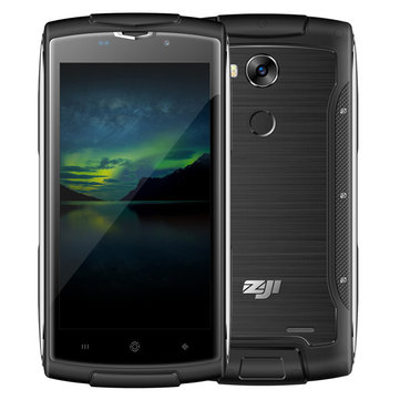 ZoJi Z7 5.0-Inch Corning Gorilla Glass 4 IP68 Waterproof Fingerprint 2GB RAM 16GB ROM MT6737 Quad-Co