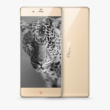 Nubia Z9 Elite Edition 5.2 Inch 4G RAM 64GB ROM Qualcomm Snapdragon 810 Octa Core 4G Smartphone