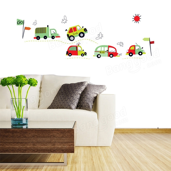 R Letter Wall Art Stickers Sign Sticker Living Room Decoration Home Decor Bedroom Decals Removable