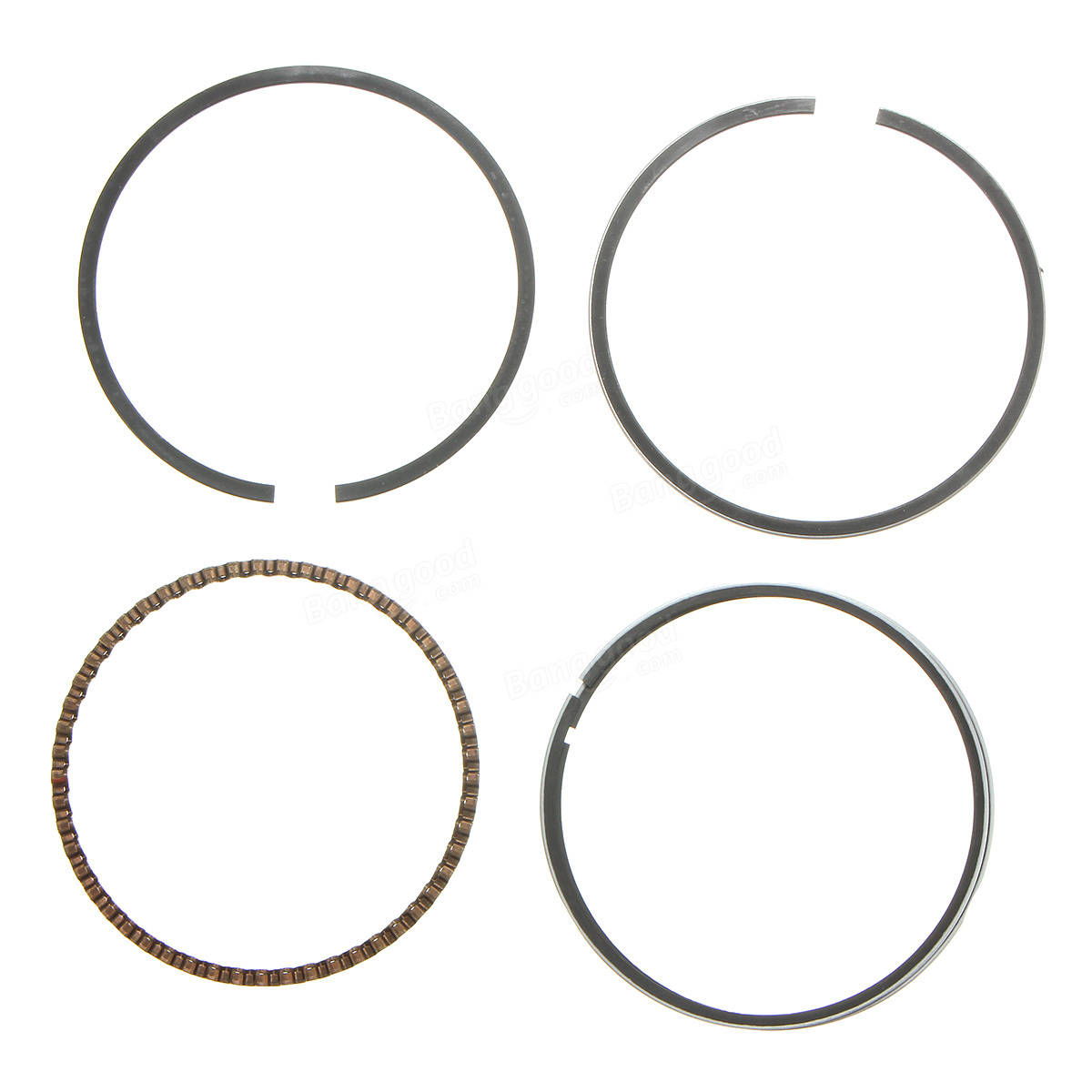 Gy6 50cc To 80cc Big Bore Kit Cylinder Rings 139 Qmb