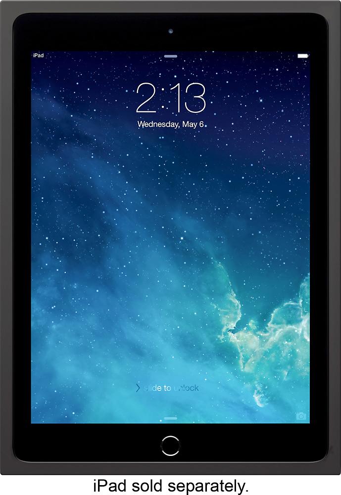 Logitech - Logi Blok Protective Shell For Apple® Ipad® Air 2 - Black