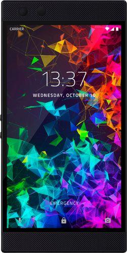 Razer - Phone 2 with 64GB Memory Cell Phone (Unlocked) - Black