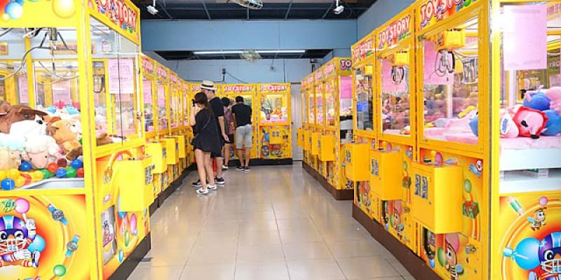 台中娃娃機文化│何娃娃機店如何攻佔台中各大商圈?你家附近是否也是夾娃娃滿天下呢