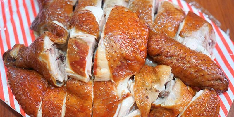 台中甘蔗雞│水崛頭黃昏市場馬志甘蔗雞 太晚去容易買不到的美味