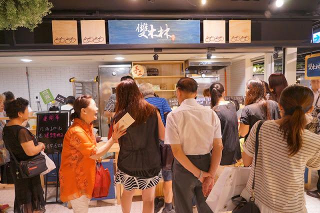 第六市場人氣商店│一開幕就爆滿的雙木林手作包子饅頭,18元肉包一掃而空要等50分鐘