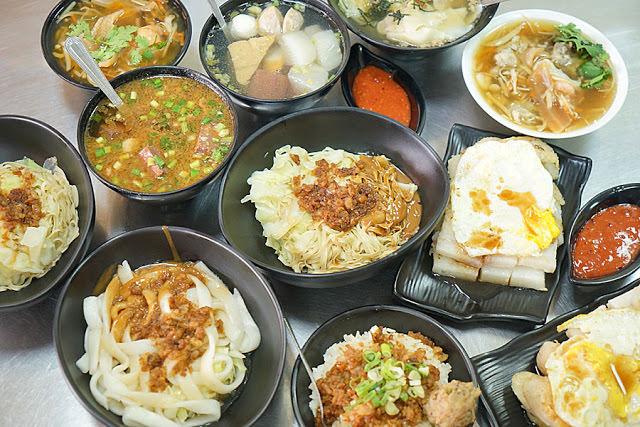 立偉麵食太原店│一麵三吃多重滋味,麻醬吃到飽,30年老店經濟實惠約訪