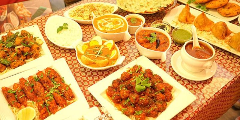 台中印度料理推薦│我帶著翻譯人員一起前往公益路斯里印度餐廳約訪的經驗談