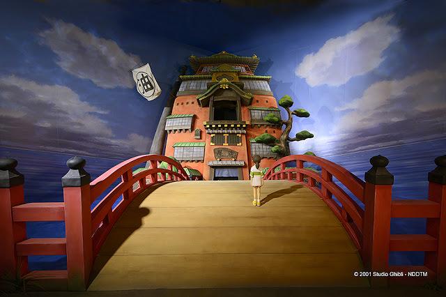 2017必看展覽│吉卜力的動畫世界來台中囉!20多名日本電影場景製作團隊來台搭設還原經典場景