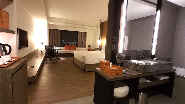 台南住宿推薦│晶英酒店浴室篇,害羞指數媲美汽車旅館