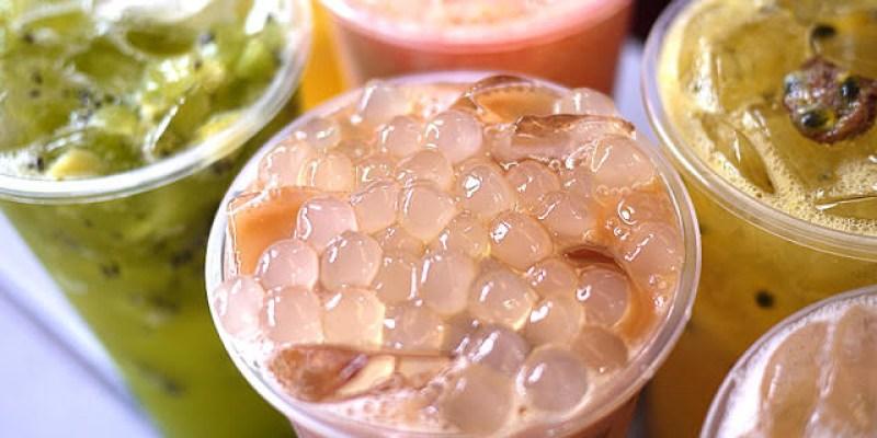 台中飲料店麻古茶坊│高雄人氣果汁飲料店進駐逢甲商圈約訪