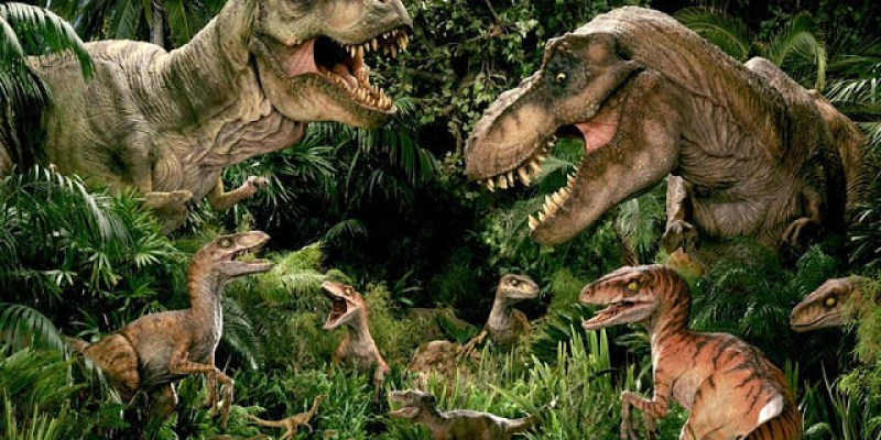 台中侏儸紀樂園│12月18日全台唯一戶外大型恐龍展正式開幕囉(內有空拍圖)
