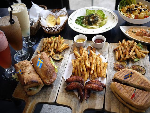 師大商圈美食│阿諾碟子義大利餐廳,必點的阿諾可麗餅約訪