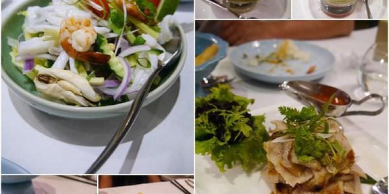 【艾妮可專欄】【台南】晶湯匙泰式主題餐廳。南紡夢時代3F~精緻高貴泰國菜
