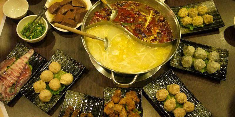 【台中公益路餐廳】小肥牛蒙古鍋公益店約訪,酸白酒粕鍋