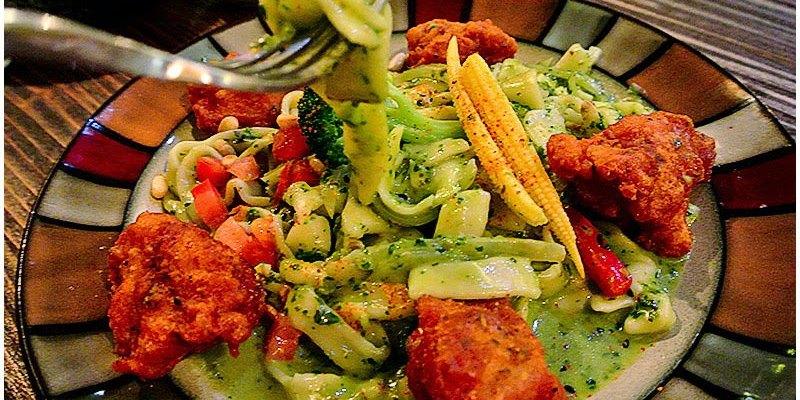 【莎朗咖啡專欄】台中西區,Offer oh昨日花卷,跨界料理,跨界好食!