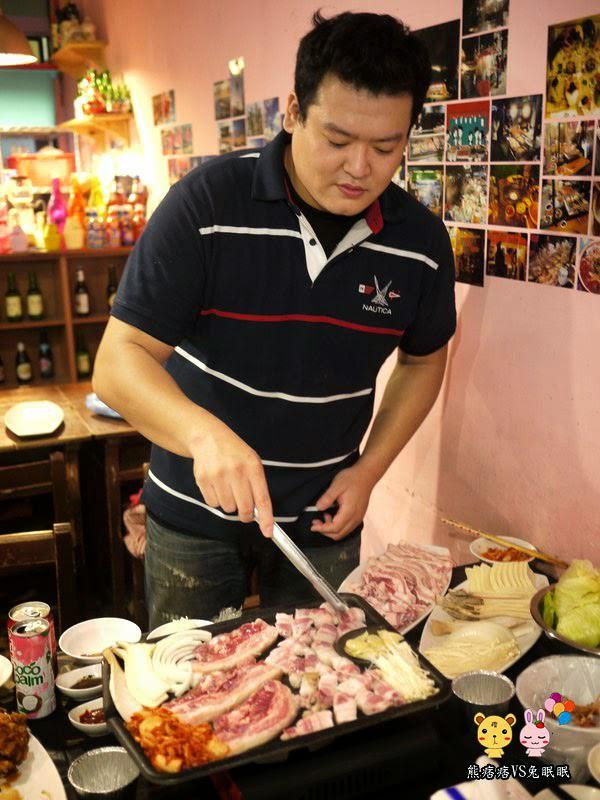 【逢甲夜市】朴大哥的韓式炸雞店隱藏料理與經營歷程