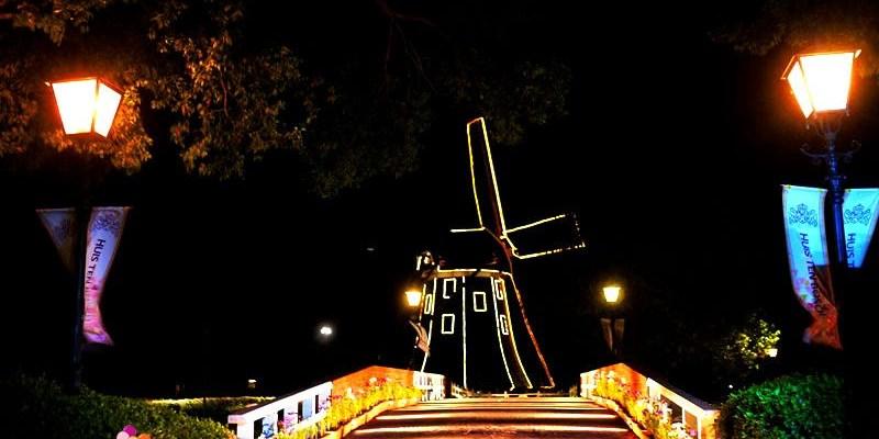 【日本九州跟團旅遊】放下煩惱來豪斯登堡之夜走走吧