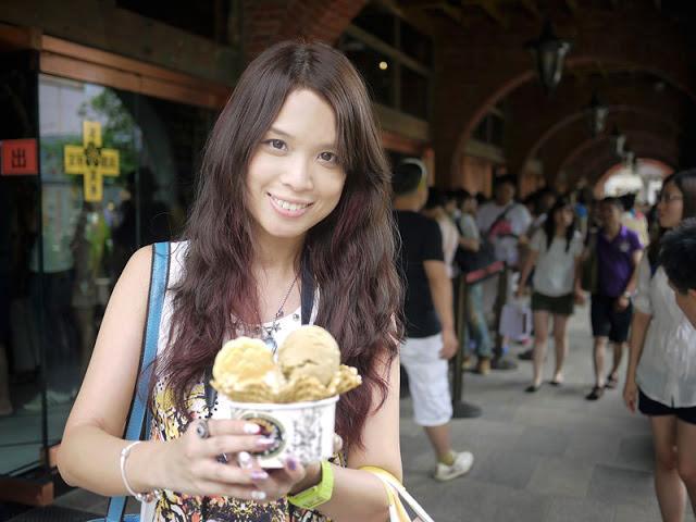 【台中日出宮原眼科】跟著大妮朝聖去吃冰淇淋