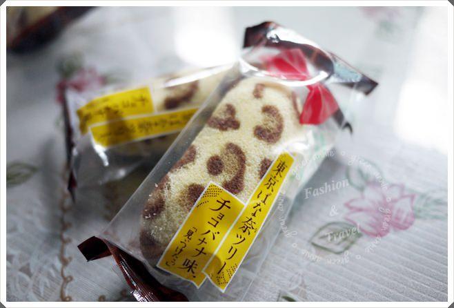 【吳大妮專欄】TOKYO BANANA 東京奈奈香蕉蛋糕