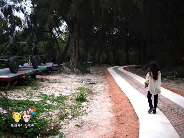 【金門遊記】柳營步兵軍事體驗園區