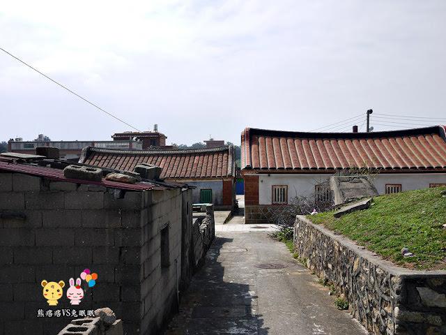 【金門自助旅行】不一樣的村落。小徑村