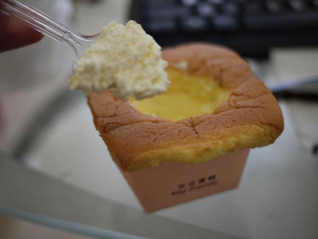 【邀約】艾立蛋糕的牛奶戚風 Elly Family