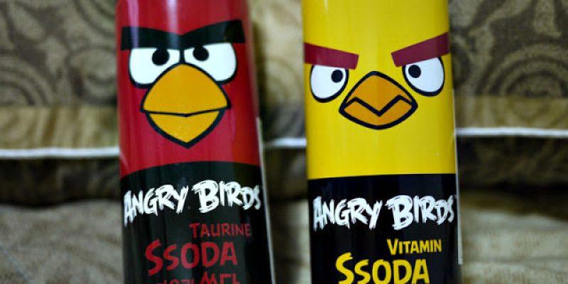 【逢甲夜市大軍來襲】韓國超劣憤怒鳥飲料進攻囉。朴大哥的韓式炸雞