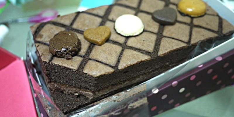 【美食體驗】金格彌月-擁有迷你少女酥胸的法式格菱紋蛋糕