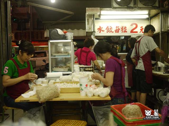 【台中美食】傳說中1顆2元的向上水餃-抗漲經濟好選擇