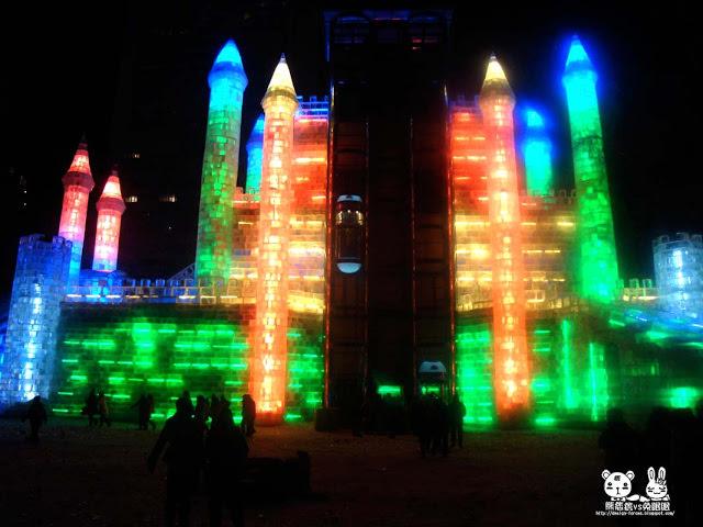 【哈爾濱】世界最大的冰雕展