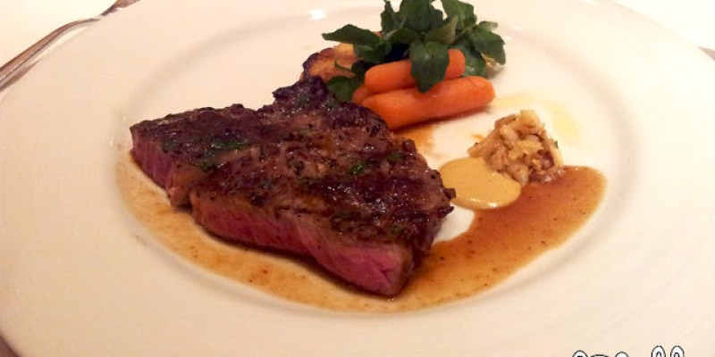 【台中美食】法森小館-小巧精緻的法式餐館