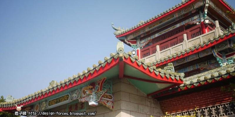 【金門古崗樓】古崗湖景似杭州,柳暗花明又一樓